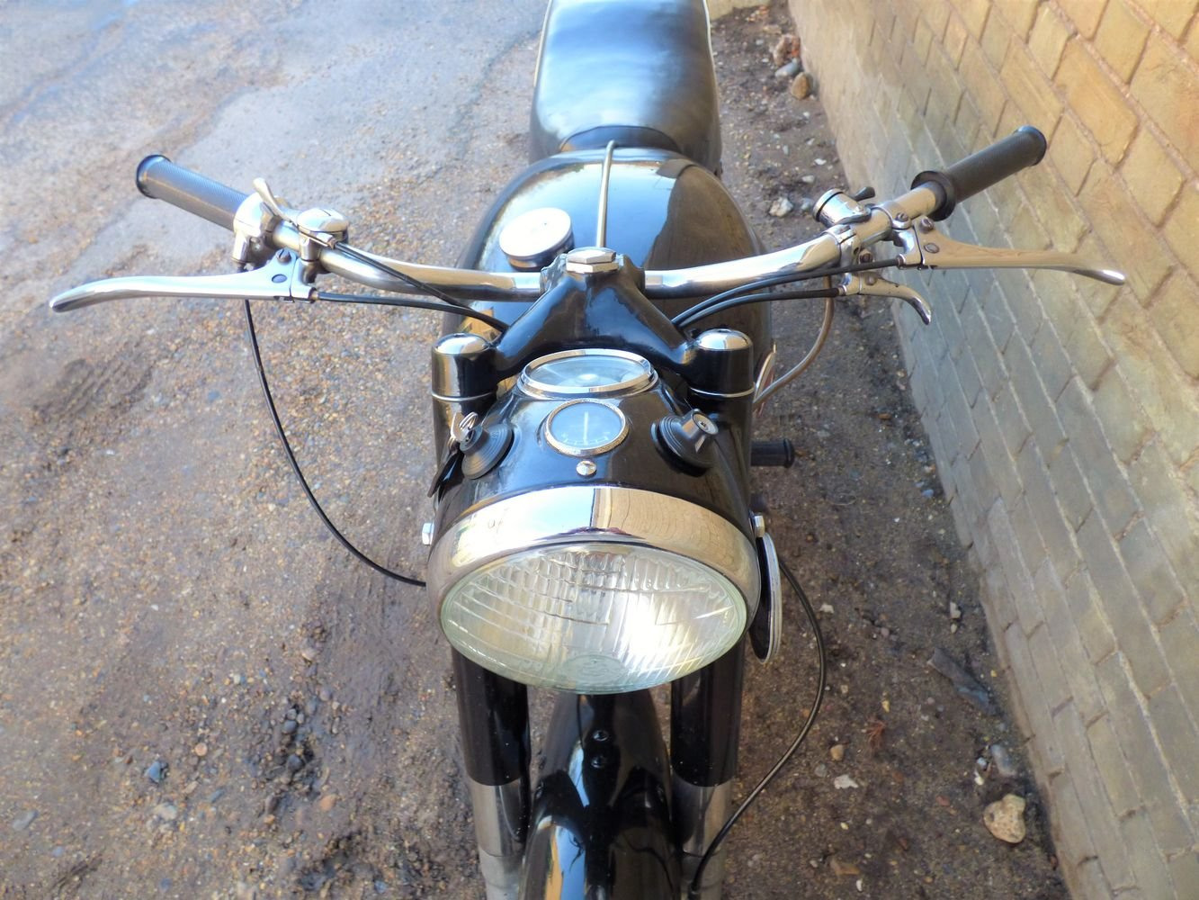 1961 Matchless G3L 350cc SOLD (picture 5 of 6)