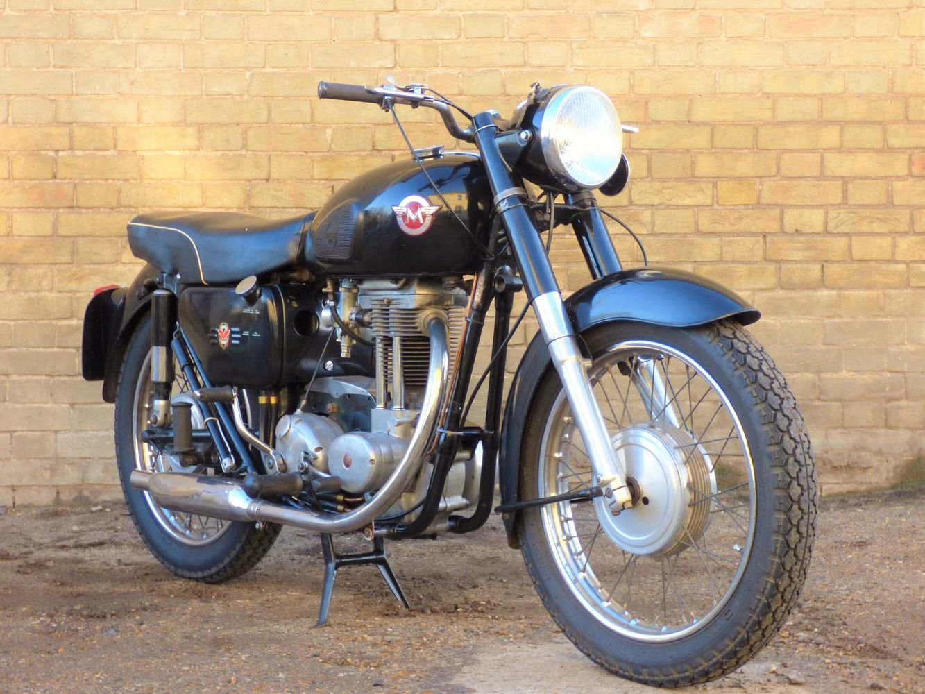 1961 Matchless G3L 350cc SOLD (picture 6 of 6)