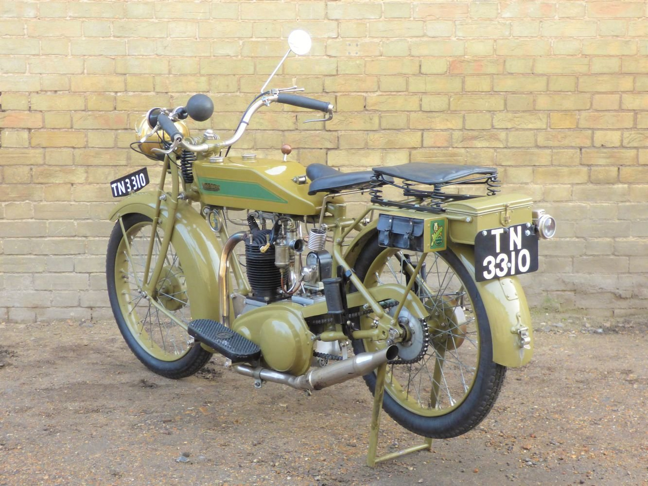 1926 Matchless Model M 591cc SOLD (picture 5 of 6)
