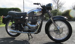 MATCHLESS 650. G12 DE Luxe. 1961. EXCELLENT. For Sale
