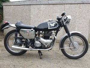 1959 Classic Matchless Cafe Racer