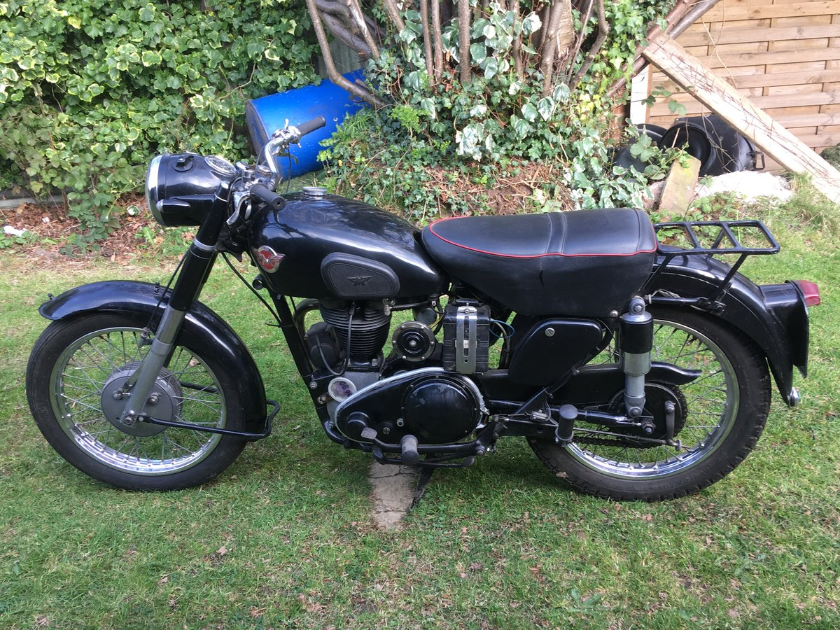 1954 Matchless G3LS tel: 07484 541331 For Sale (picture 3 of 6)