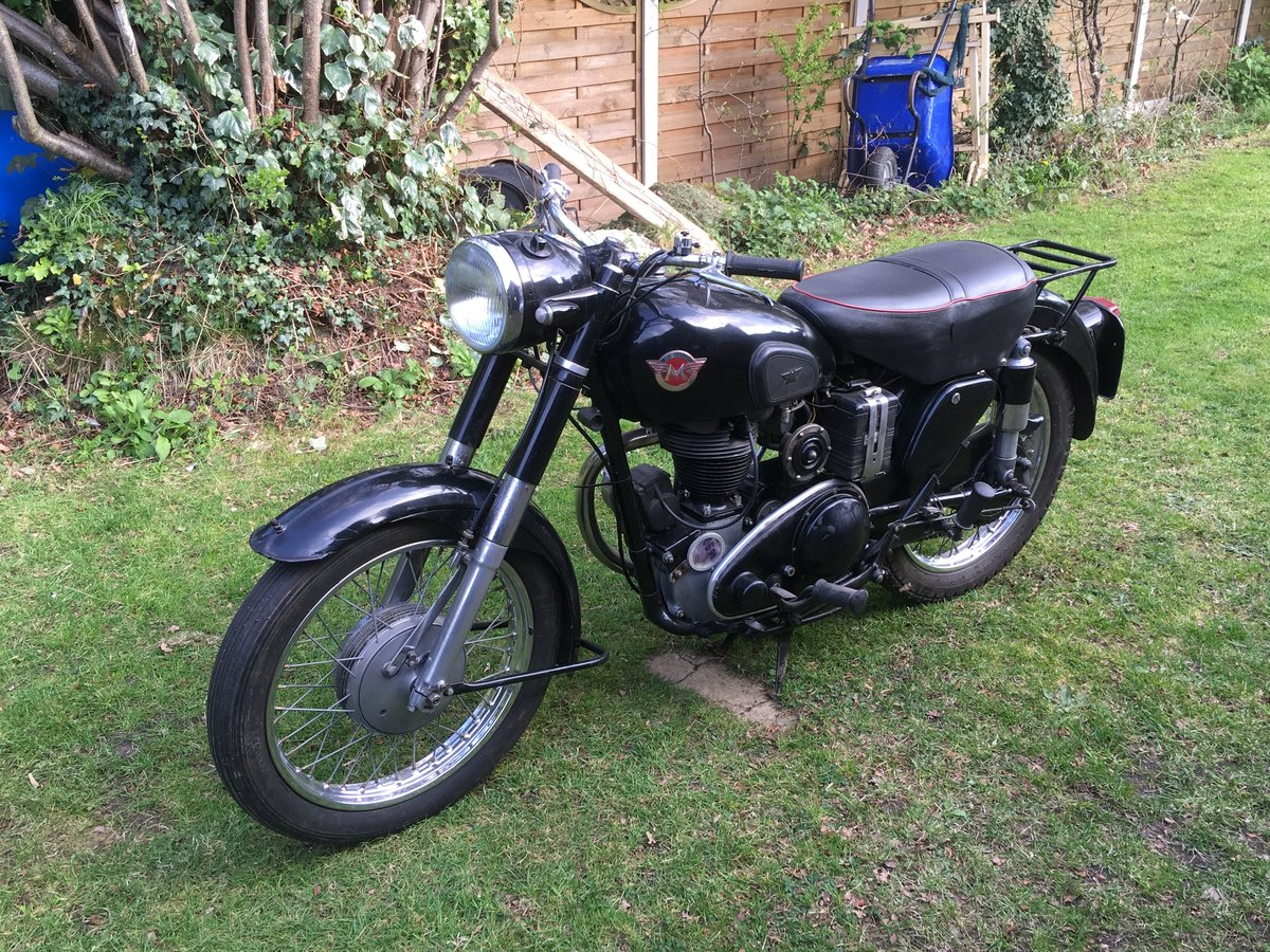 1954 Matchless G3LS tel: 07484 541331 For Sale (picture 4 of 6)