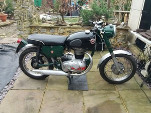 1966 matchless g2 250cc csr For Sale