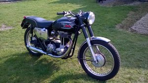 1962 Matchless G80s 500cc  For Sale