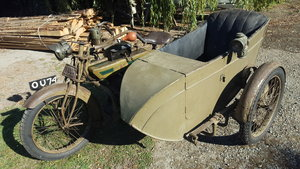 1913 Rare Matchless in original condition
