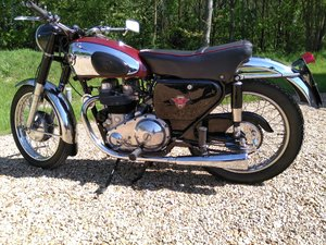 1958 Matchless G11 600cc Twin SOLD