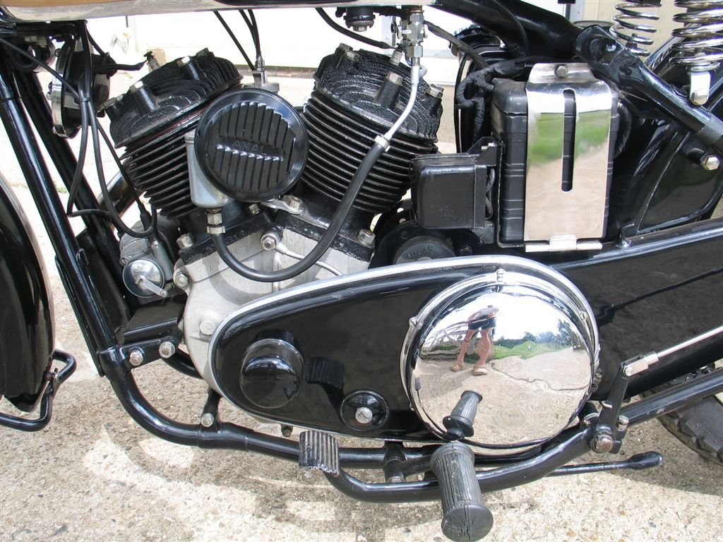 1938 Matchless Model X For Sale (picture 5 of 6)