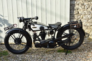 LATE ENTRY-Lot 56- A 1928 Matchless 500 single - 01/06/2019 For Sale by Auction