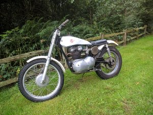 1964  Matchless G2 250cc Pre 65 Trials For Sale