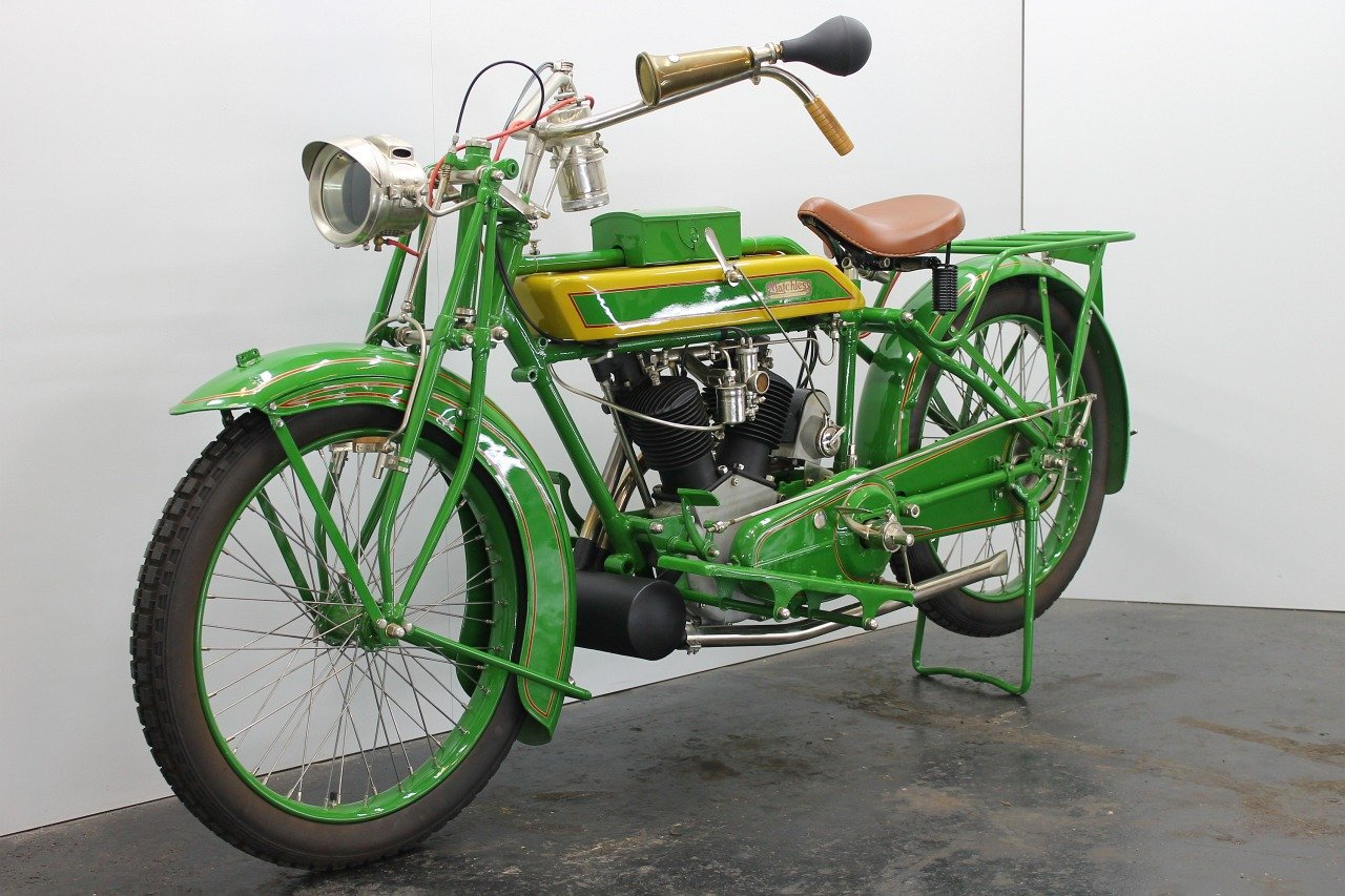 Matchless Model J Sport 1922 1000cc 2 cyl ioe MAG For Sale (picture 3 of 6)