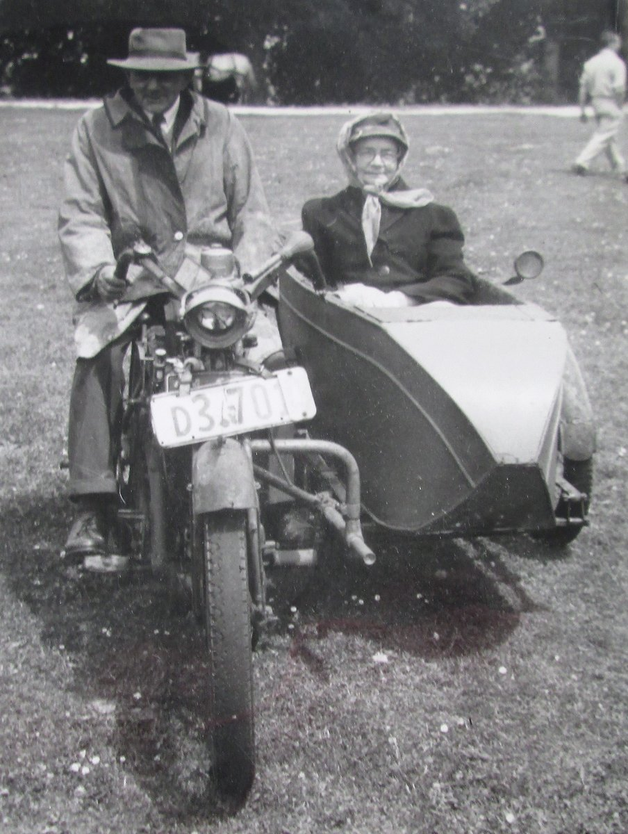 1914 Matchless Motorcycle. For Sale (picture 1 of 6)
