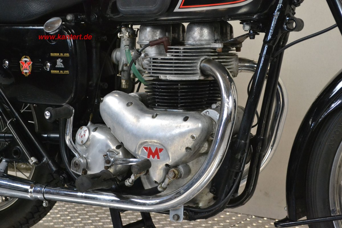 1961 Matchless 650 G 12, 646 cc, 49 hp For Sale (picture 3 of 6)
