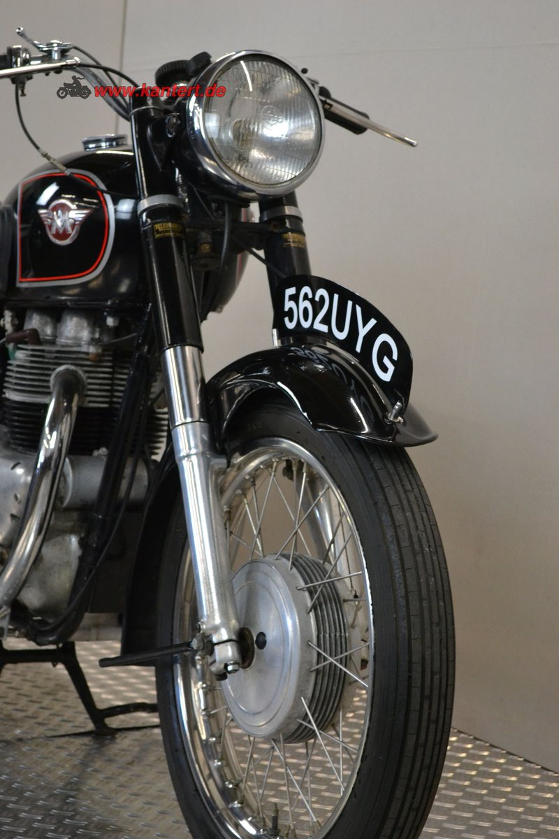 1961 Matchless 650 G 12, 646 cc, 49 hp For Sale (picture 4 of 6)