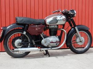 Matchless G5  350cc  1961