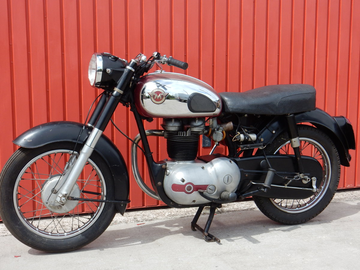 Matchless G5  350cc  1961 For Sale (picture 2 of 6)