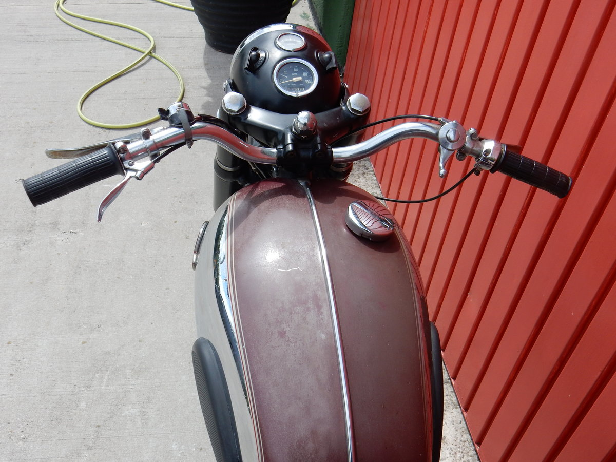 Matchless G5  350cc  1961 For Sale (picture 3 of 6)