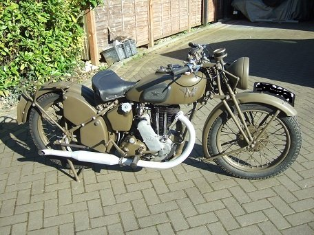 Matchless G3 1940 SOLD (picture 1 of 5)