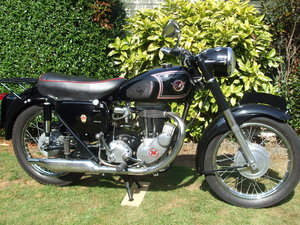 Lot 152 - A 1959 Matchless G3 - 10/08/2019 SOLD by Auction