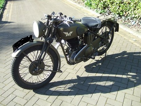 Matchless G3 1940 SOLD (picture 4 of 5)