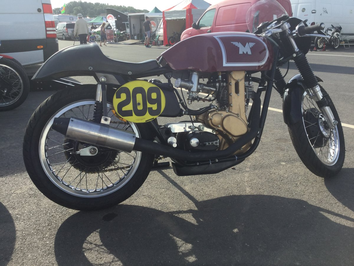 1961 Matchless G50 race motorcycle For Sale (picture 2 of 6)