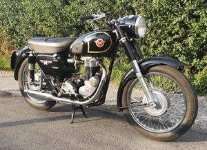 1956 Matchless 350 G3L