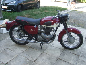 1961 Matchless G12 (650 twin) running project.