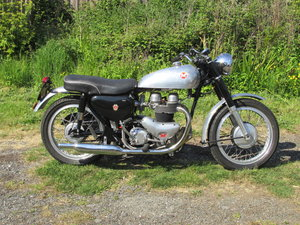 1965 Matchless G12 650 Twin