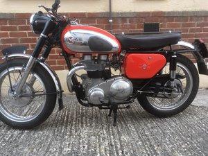 1961 Matchless G 12 650cc CSR replica