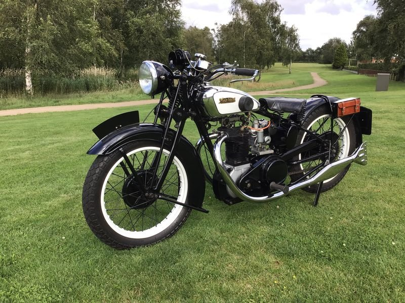 1930 Matchless V3 500 OHV 2-Port For Sale (picture 1 of 4)