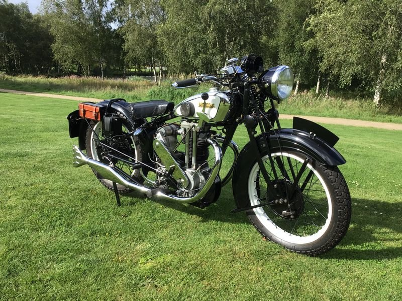 1930 Matchless V3 500 OHV 2-Port For Sale (picture 2 of 4)