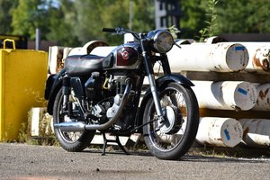 1955 Matchless G80 500cm3  No reserve     For Sale by Auction
