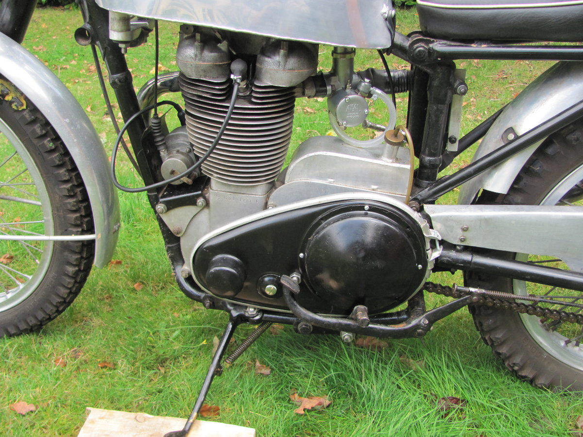1957 Matchless G3L/C Trials Bike For Sale (picture 4 of 6)
