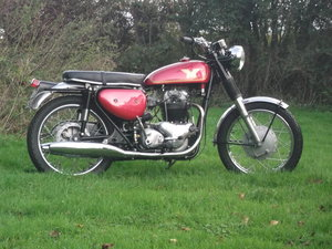 1967 Matchless G15 CS