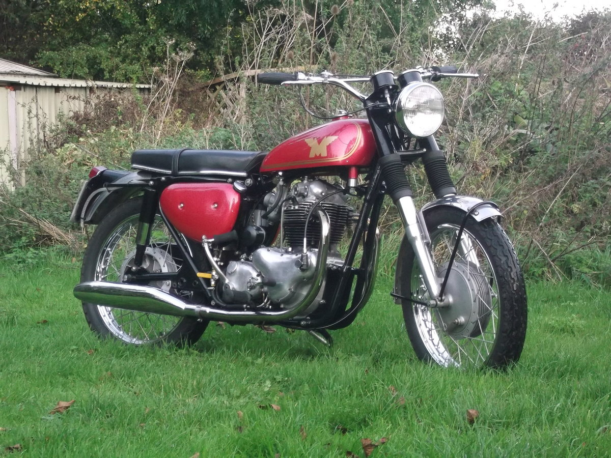 1967 Matchless G15 CS For Sale (picture 2 of 6)
