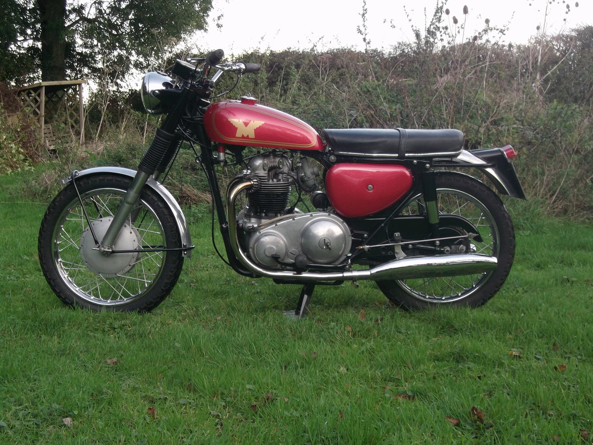 1967 Matchless G15 CS For Sale (picture 3 of 6)