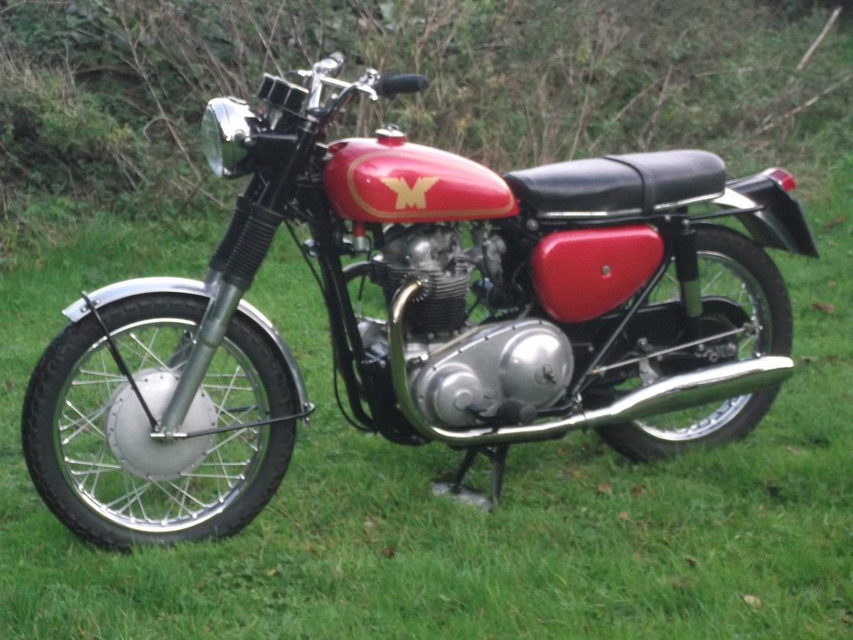 1967 Matchless G15 CS For Sale (picture 4 of 6)