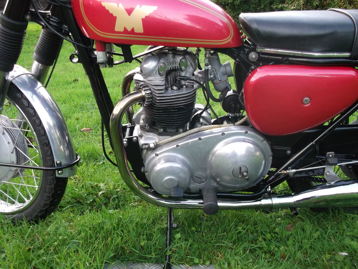 1967 Matchless G15 CS For Sale (picture 6 of 6)