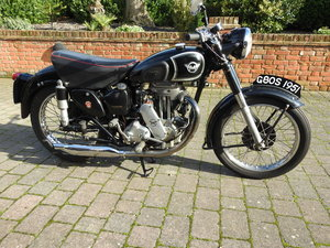 1950 Matchless G80 S For Sale