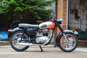 1962 Matchless G2 CSR For Sale by Auction