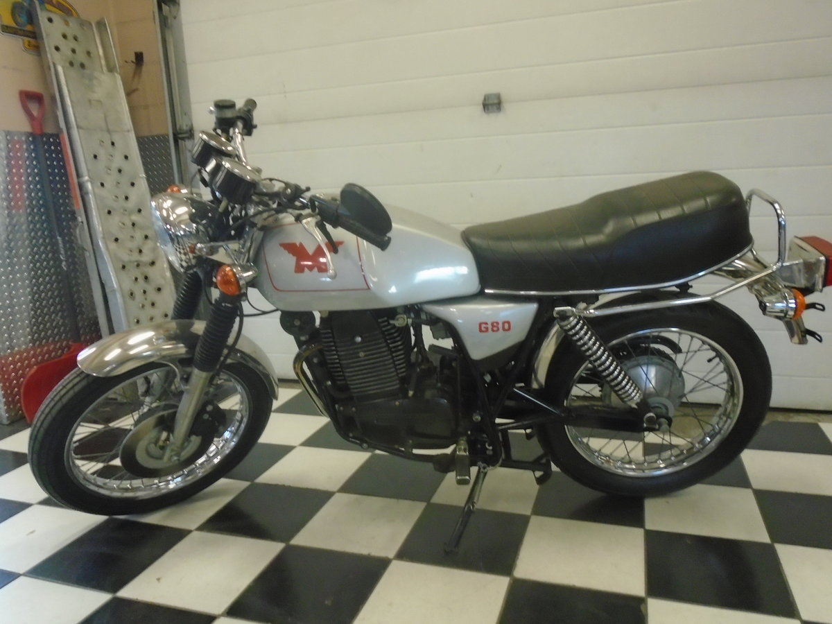 1988 Matchless G80 - Very low KM Rare  For Sale (picture 2 of 5)