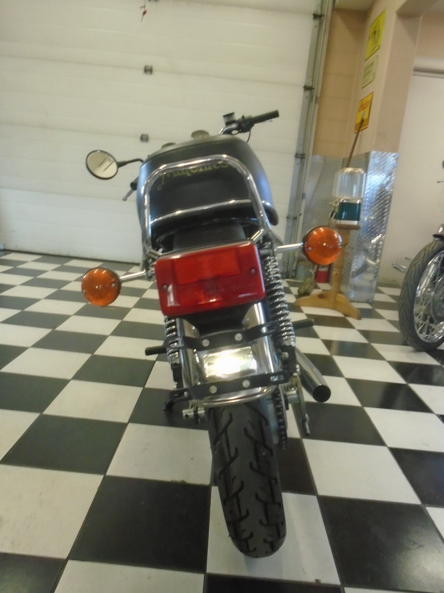 1988 Matchless G80 - Very low KM Rare  For Sale (picture 4 of 5)