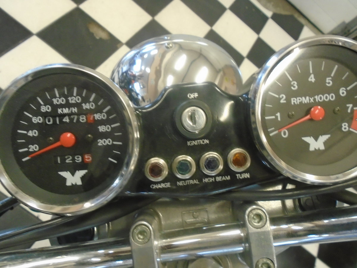 1988 Matchless G80 - Very low KM Rare  For Sale (picture 5 of 5)