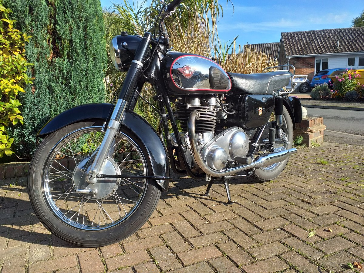 1960 Matchless G12 650cc SOLD (picture 2 of 5)