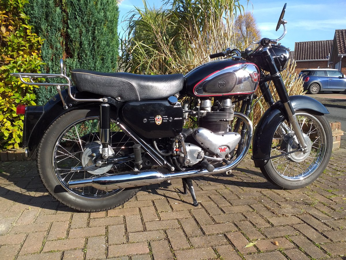 1960 Matchless G12 650cc SOLD (picture 3 of 5)