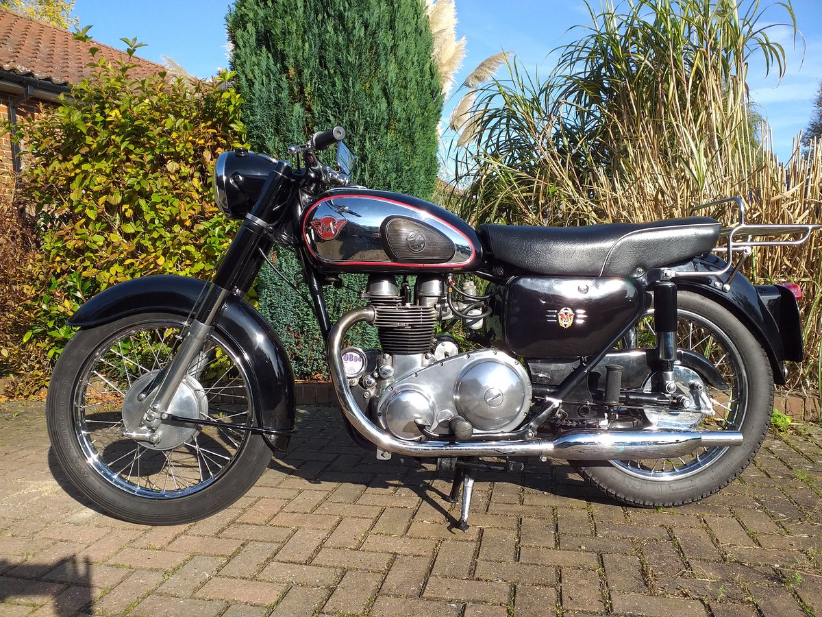 1960 Matchless G12 650cc SOLD (picture 5 of 5)