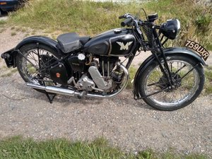 Matchless G3 1940 model
