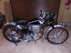 Picture of 1955 Matchless G3LC
