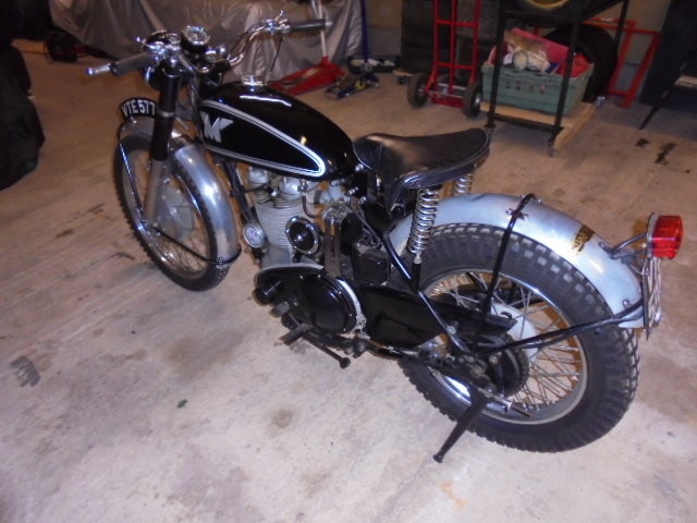 Matchless G3LC 1955 For Sale (picture 2 of 5)