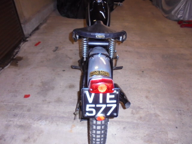 Matchless G3LC 1955 For Sale (picture 4 of 5)
